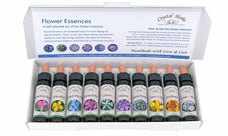 Flower Essence Self Select Set - 10ml